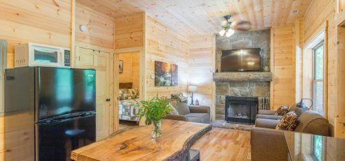 Ash Cave Cabin - Kitchen 3