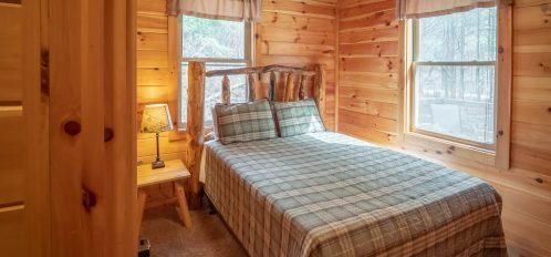 Bear Fork Lodge - Bedroom