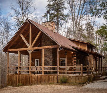 Bear Fork Lodge - Exterior Full