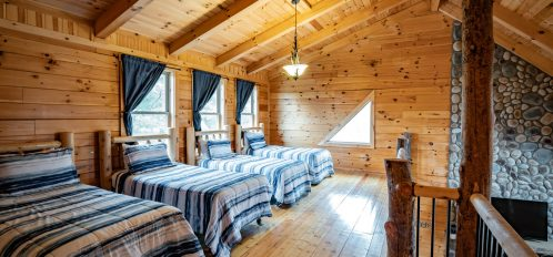 Bison Lodge - Loft with Four Beds