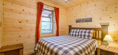 Hidden Creek Lodge - Bedroom 2
