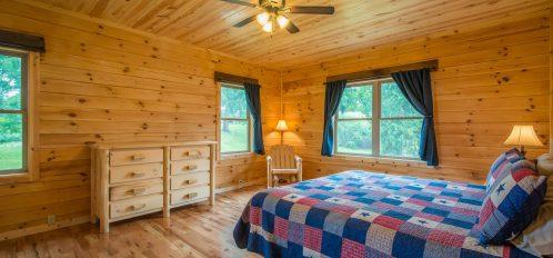Liberty Lodge - Bedroom