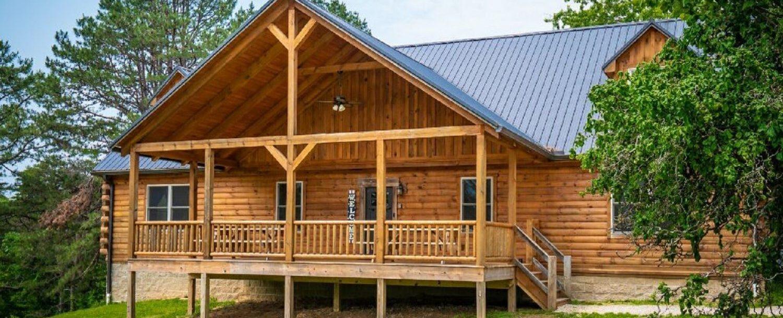 Liberty Lodge - Exterior Hero