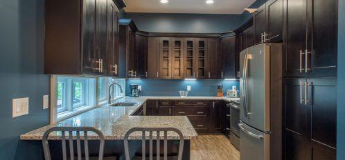 Luxe Haus - Kitchen