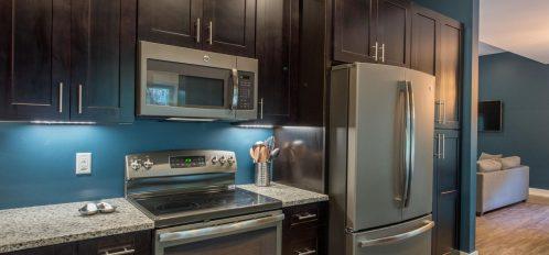 Luxe Haus - Kitchen - Prep Area